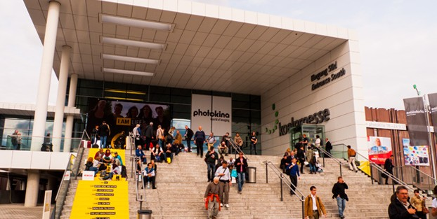 Entrada do photokina 2012