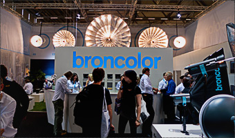 Stand da Broncolor no photokina 2012
